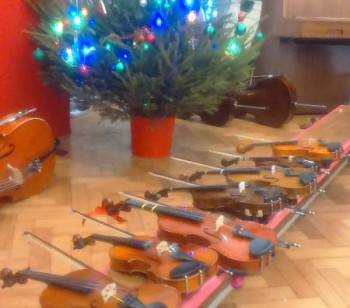 The Yerbury String Orchestra