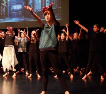 Music & Dance at Yerbury